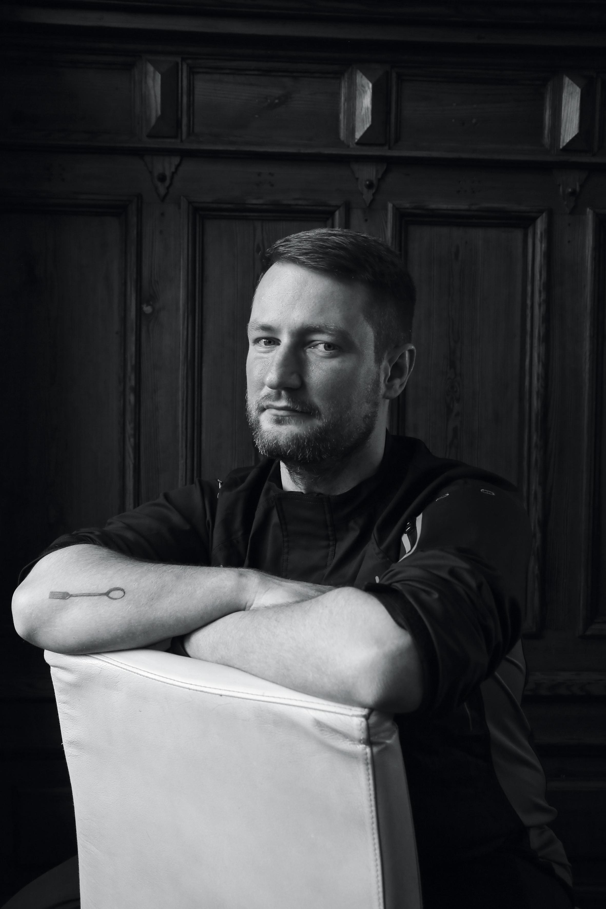 Sebastian Frank chefs evolution