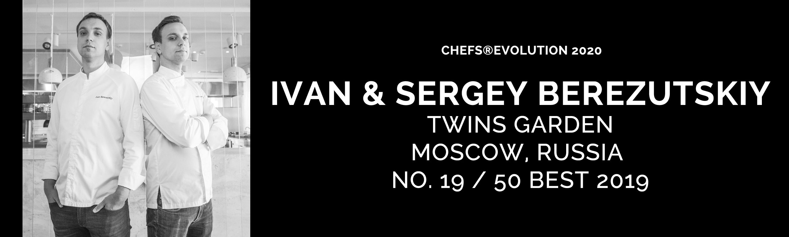 Ivan & Sergey Berezutskiy