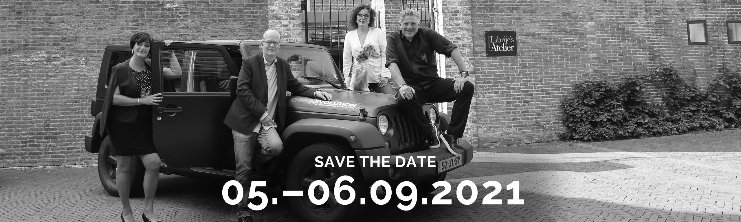 Save the Date 05.–06.09.2021